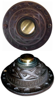 Antique Doorbell 1619 Victorian Style