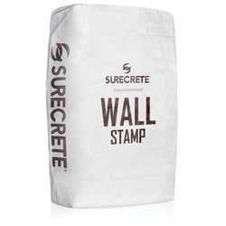 WallStamp - Vertical Concrete Stamping and Shallow Carving Mix