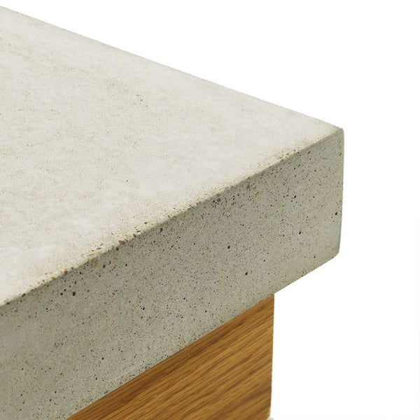 Square Flat Edge Cast In Place Concrete Countertop Forms