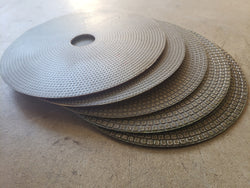 "Diamond Sanding 5"" Discs, EXPxt Velcro Backed Electroplated"