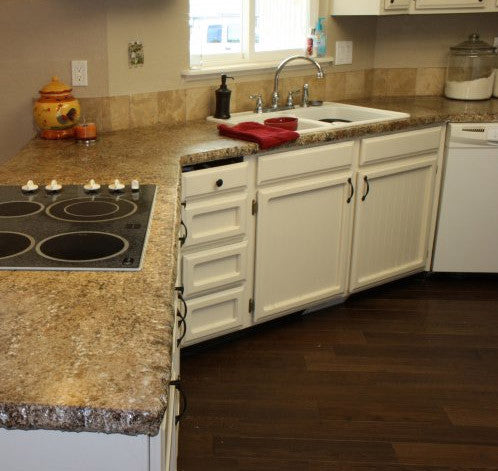 ... Concrete Countertop Overlay Topping  Granite Look Kit ...