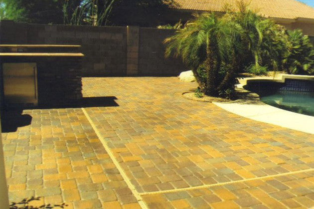 Best Outdoor Patio Driveway Pool Concrete Sealer - Superseal 2000