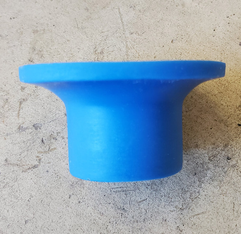 Drain Flange Mold Piece - Bathtub / Large Bathroom Size