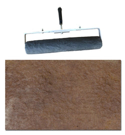 "Concrete Texture Roller - 18"" Seamless Flagstone"