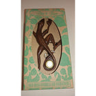 Gecko Doorbell - Oil Rubbed Bronze