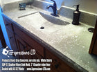 Concrete Countertop Patch Slurry Mix