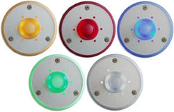 Round LED Doorbell by spOre