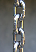 Rain Chain Stainless Steel 5/16 Inch Link