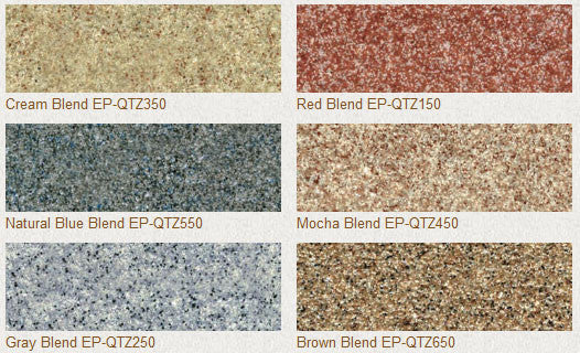 Epoxy Floor Quartz Sand Decorative Broadcast