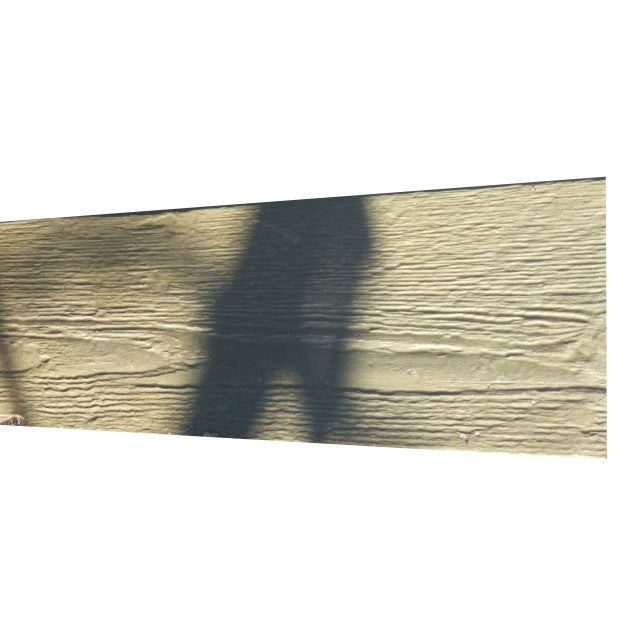 "Concrete Form Form Liner - 8"" Wood Grain"