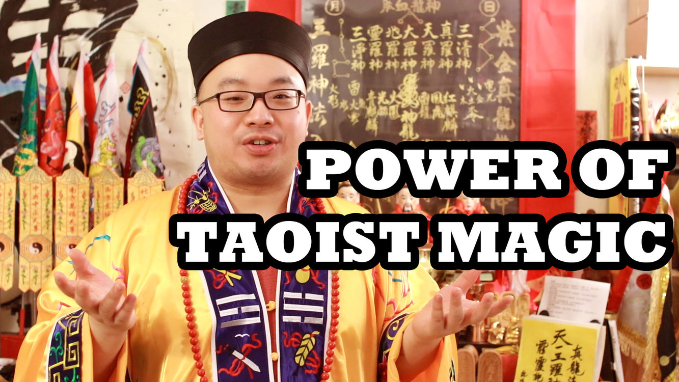 Anyone Can Do Taoist Magic?