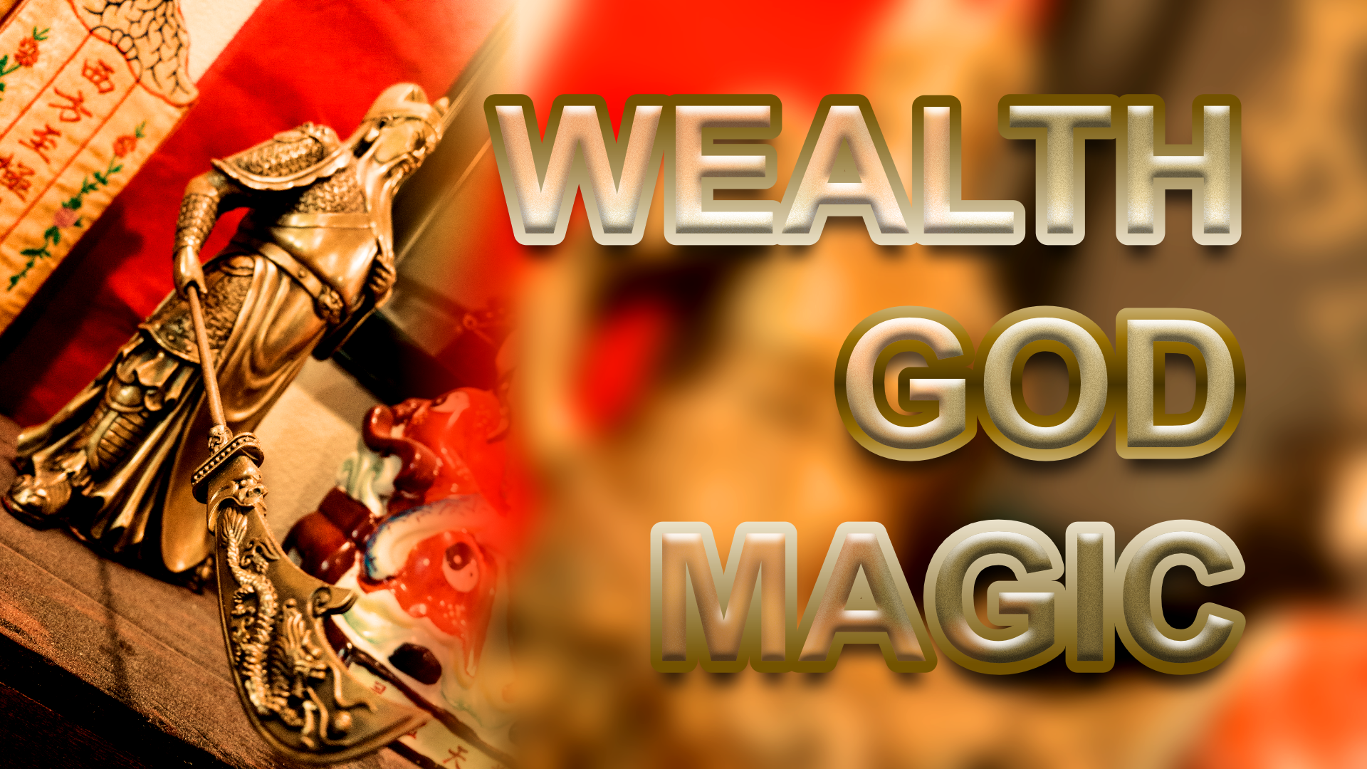 Taoist Wealth Boosting Magic