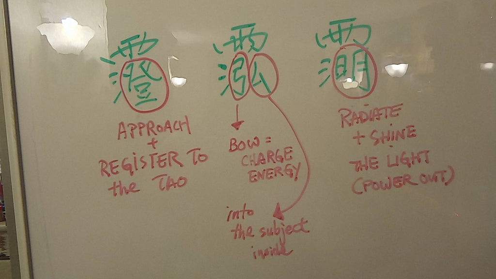 taoist magic symbols decoding