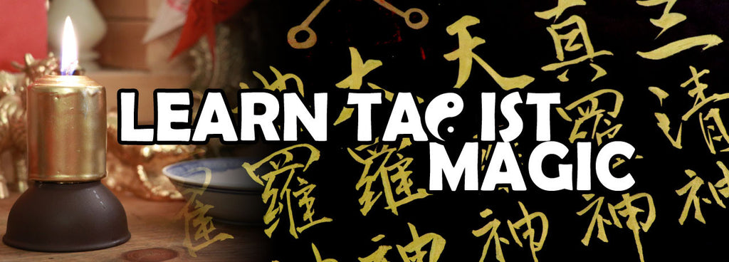 No Chinese Required to Learn Taoist Magic