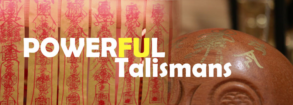 secrets of the fu talismans stamp