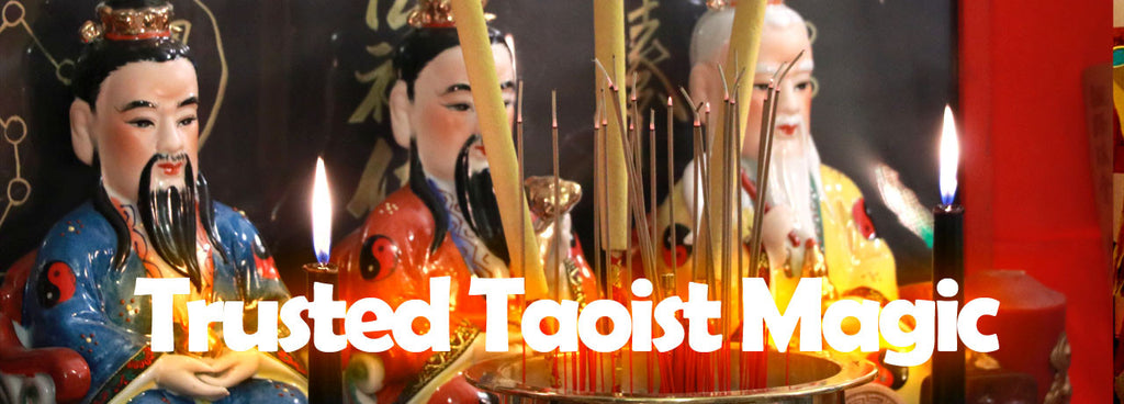 Taoist secret thunder magic