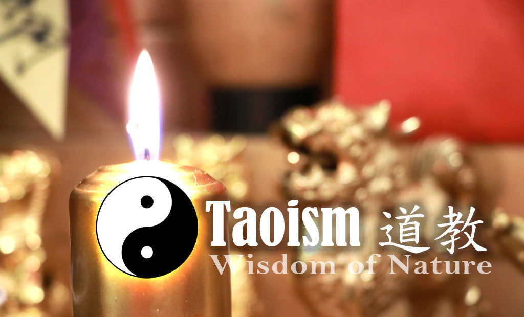 Pre-Heaven and Post-Heaven in Taoism - Tin Yat Dragon