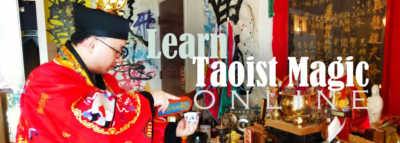 Learn Taoist Magic of Saam Law Sun Gung