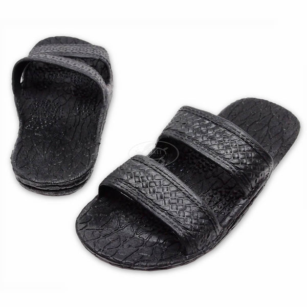 Kids Black Jandal ™