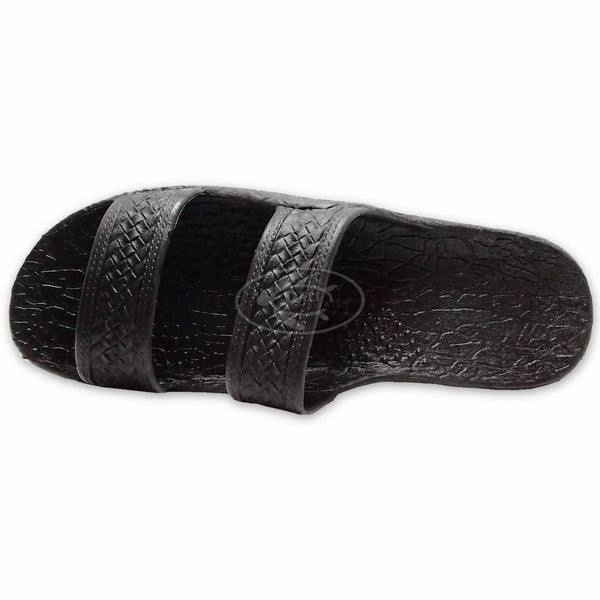 Pali Hawaii Black Jesus Sandals