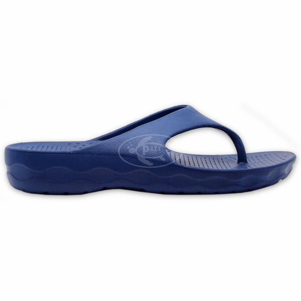Pali Hawaii Tropic Blue Flip Flops