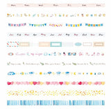 Sweet Heart Washi Tape DIY Scrapbooking