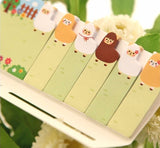 Kawaii Travel & Animals Mini Memo Notepad Sticky Notes