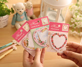 Cute Sticky Notes - Kute Kico Kawaii Stationery