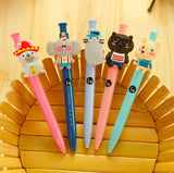 Circus Animal Gel Pen - Kute Kico Kawaii Stationery