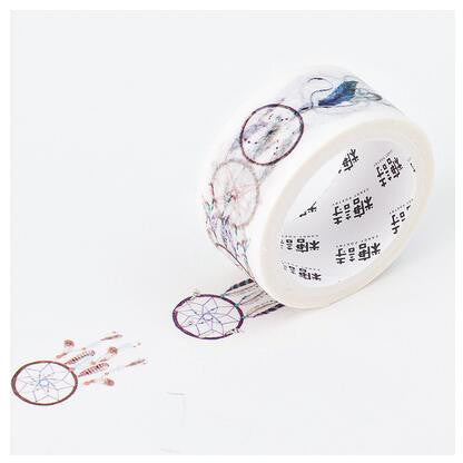 Dream Catcher Washi Tape - Kute Kico Kawaii Stationery
