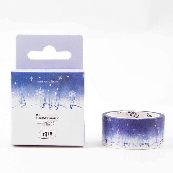 Winter Dream Washi Tape