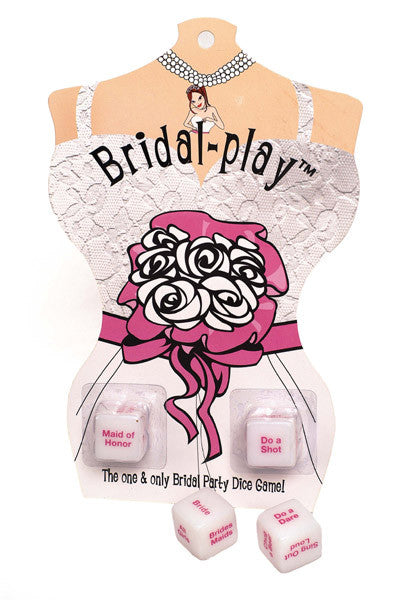BRIDAL PLAY DICE GAME - Sex Toy Factory - Ball and Chain - 1