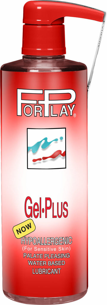 FORPLAY GEL PLUS 19 OZ RED