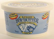 BOY BUTTER H20 8 OZ CONTAINER - Sex Toy Factory - Boy Butter Lubes - 1
