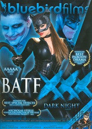 BATFXXX DARK NIGHT PARODY -DVD - Sex Toy Factory - Bluebird Films