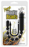 MEGA BOOTY BEADS BLACK - Sex Toy Factory - BMS Enterprises