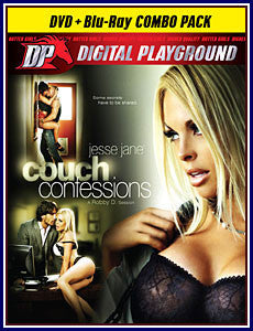 COUCH CONFESSIONS - DVD + BLU-RAY COMBO PACK
