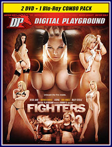 FIGHTERS 3 DISC 2-DVD + BLU-RAY COMBO PACK
