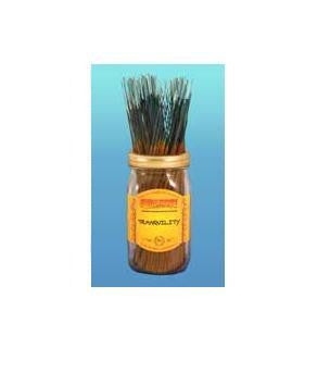 WILDBERRY INCENSE TRANQUILITY 100 PCS