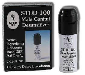 STUD 100 DELAY SPRAY