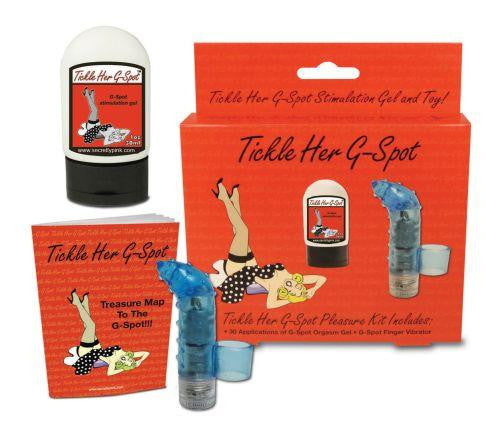TICKLE HER G SPOT KIT