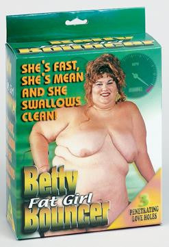 FAT BETTY BOUNCER DOLL