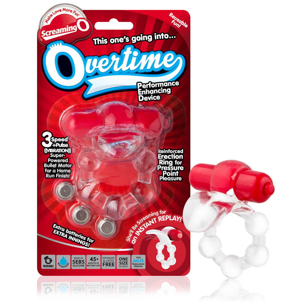 OVERTIME RED
