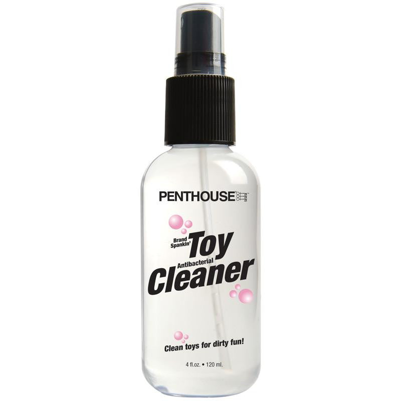 PENTHOUSE BRAND SPANKIN TOY CLEANER 4OZ