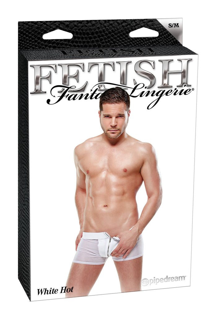 FETISH FANTASY MALE WHITE HOT S/M