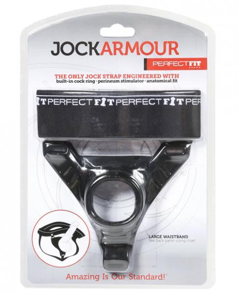 JOCK ARMOUR LARGE BLACK