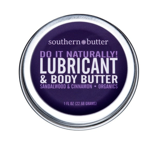 BODY BUTTER SANDALWOOD and CINNAMON 1OZ
