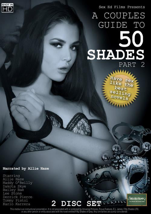 A COUPLES GUIDE TO 50 SHADES PART 2
