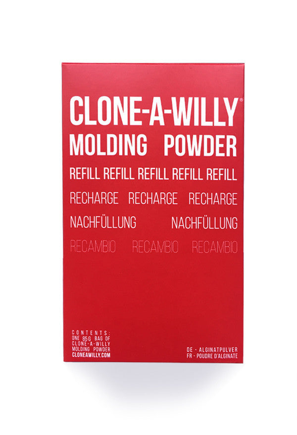 CLONE A WILLY REFILL MOLDING POWDER 3 OZ BOX