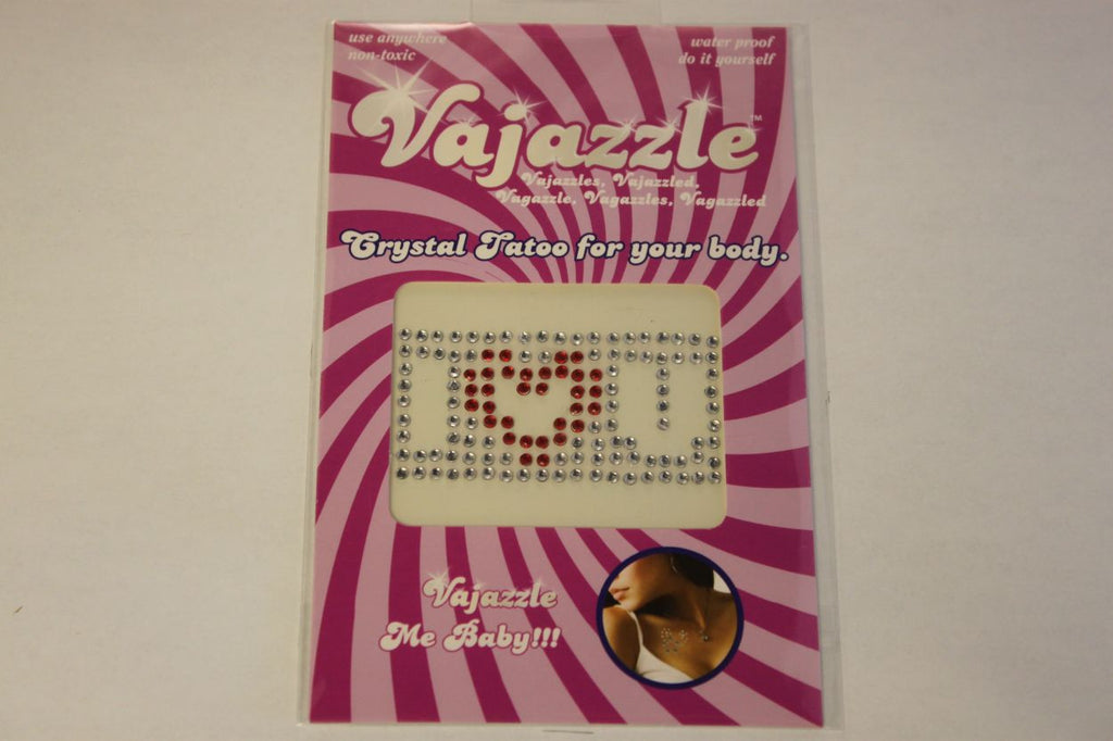 VAJAZZLE I HEART YOU